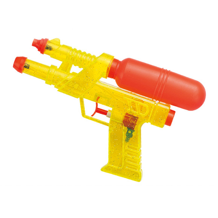 new shiny translucent model water squirt toy little water <strong>gun</strong> for girls