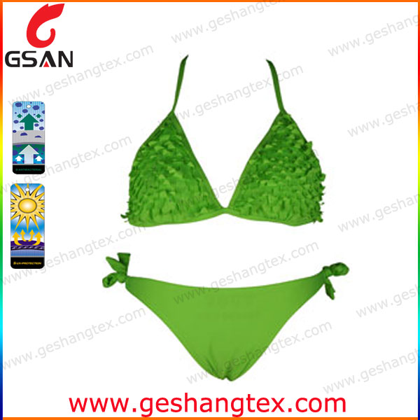 Hot sexy children clothing g-string bikini children