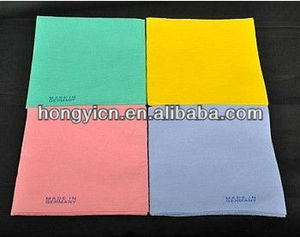 Super absorbent germany nonwoven cleaning cloth/wipes/dishcloth