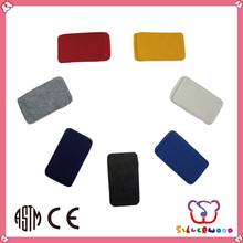 Familiar in oem odm factory cheap wholesale handmade cell phone felt case