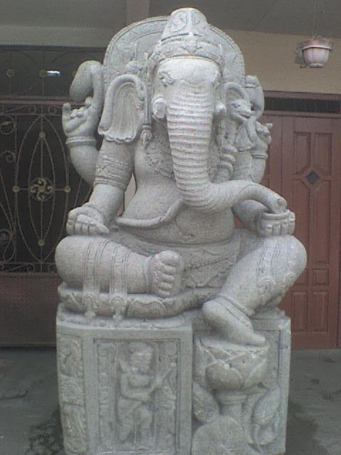 Other Ganesha Statue