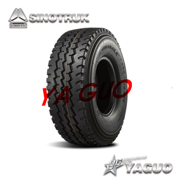 12.00R20 radial tire 6x4 tipper truck tire