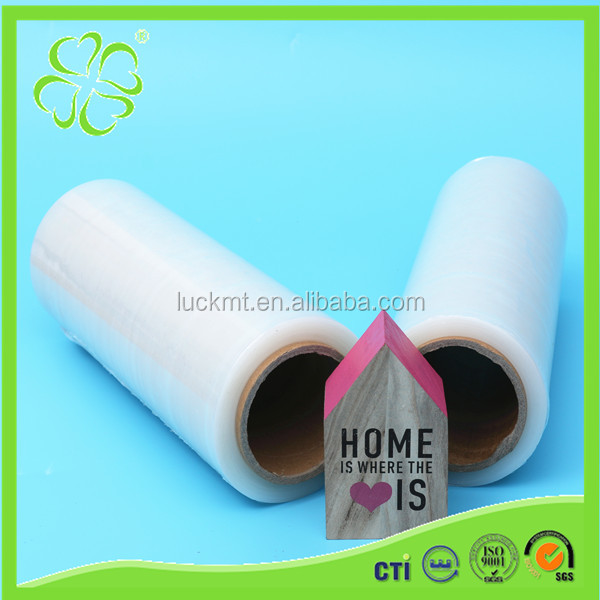 Transparent Machine/hand Use 5 Layer Cast Lldpe Stretch Film