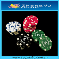 cheap printing custom logo poker chips