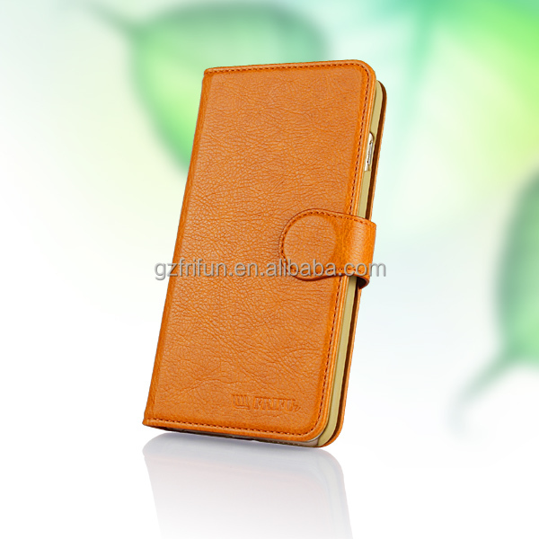 New design mobile phone accessories,PU leather bag with photo