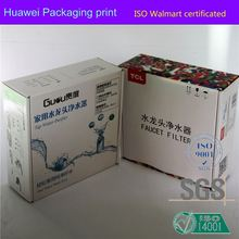 Custom eyelash packaging paper product supplier christmas crepe cones envelop gift box