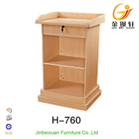 High School Furniture Desktop Solid Wood Podium LecternH-760
