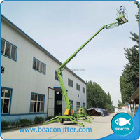 factory supply vehicle mounted boom lift vertical lift up mechanism