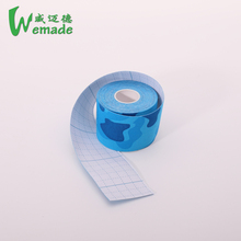 Wuxi Wemade CE/FDA/ISO9001/ISO13485 sport muscle health care product therapy kinesiology tape