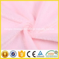 2017 new suede bonded faux fur fabrics china quality supplier