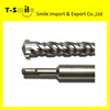 hss materials professional nickel plated concrete masonry drill bit