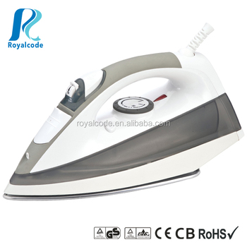 Full function 2017 vertical steam iron DM-2008 flat iron heavy iron high quality fashion design electric steam iron