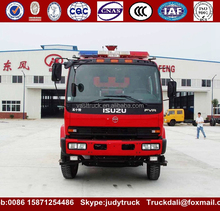 NEW TYPE I SUZU LHD FIRE FIGHTING TRUCK PRICE FIRE FIGHTING TRUCK WATER PUMP CB10.20/ 30.60 1800gallon FIRE TRUCK WEIGHT 9Ton