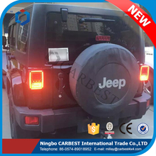 High Quality New Red Tail Light for Jeep Wrangler 2007-2014