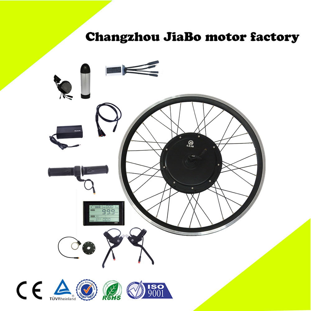 "CZJB jb-205-35 JIABO E-Bike Electric Bicycle Conversion Kit 26"" Wheel 1000W"