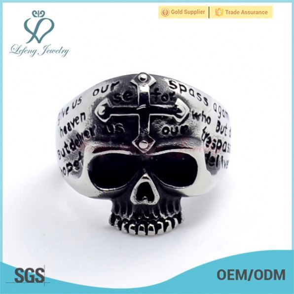 jewelry stainless steel ring,plastic skull ring,stainless steel ring blanks