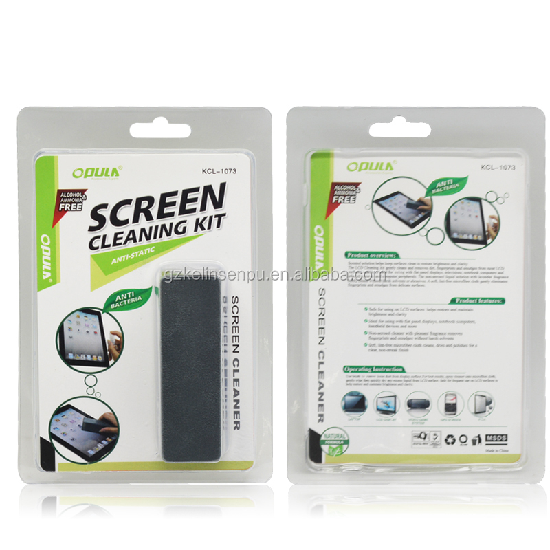 how to clean phone and laptop screen