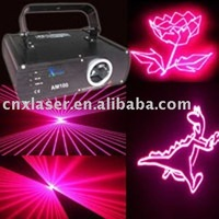 200MW rose animation laser show system