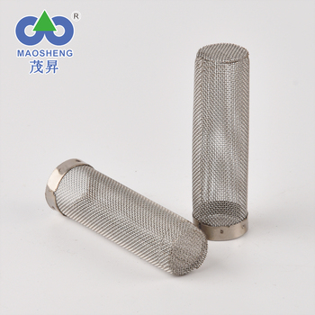 Stainless Steel Wire Mesh Filter Element