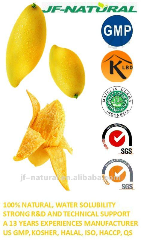 Food Grade Mango Extract Beverage Powder