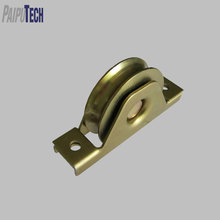CNC Machining Small Electric Pulley Casting or CNC Machining Etractable Pulley Small Whirlwind Pulley