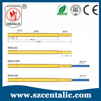 High Quality RE50 Metal Test Needle Receptacle