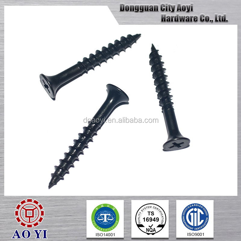 Best sell branded countersunk tapping screw