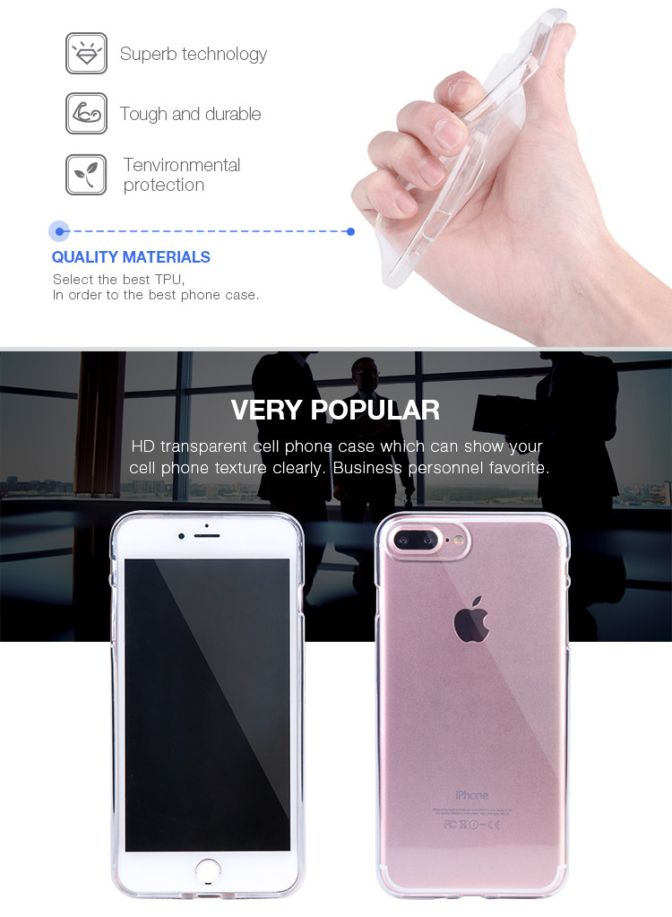2017 Guangzhou cheap new style waterproof mobile phone case for iphone 7