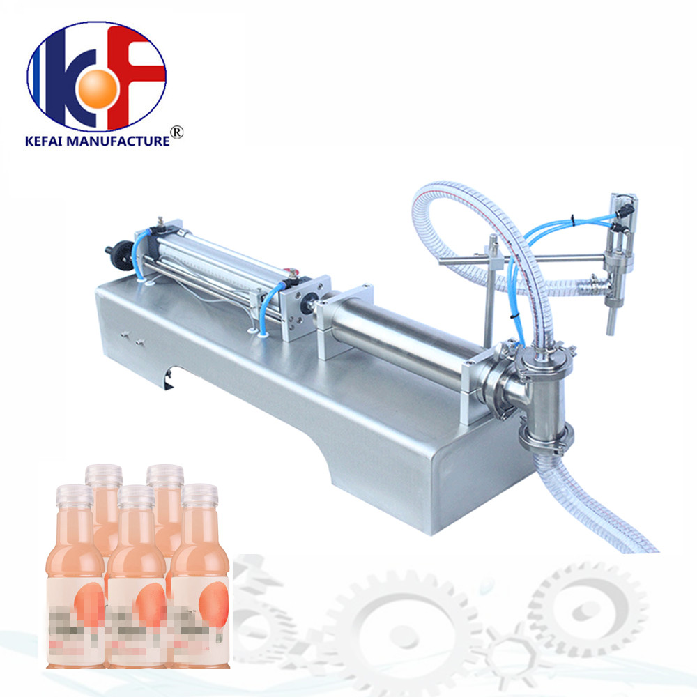 KEFAI hot sale manual capsule liquid filling machine ,ice candy packaging filling and sealing machine