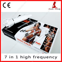 HF002 Newest High Frequency Sex Wand Toys with 7 electron tube