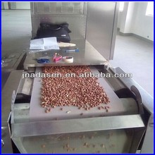 CE certification microwave soybean / Peas drying machine
