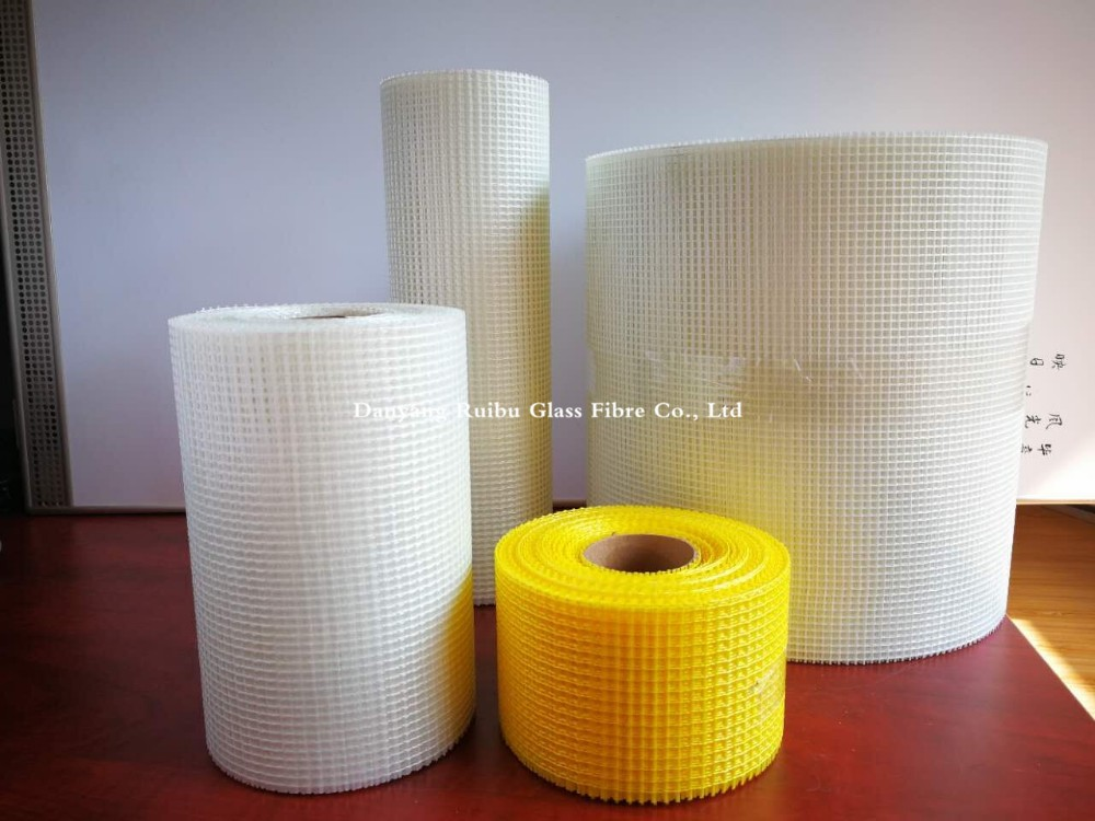 Cheap and high strength 45g to 165g Reinforcement Concrete Fiberglass Mesh
