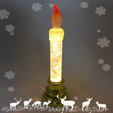 Christmas Window Candle