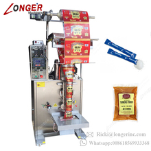 High Efficiency Automatic Plastic Bag Spices Cocoa Coffee Powder Sachet Filling Packaging Salt Sugar Stick Packing Machine