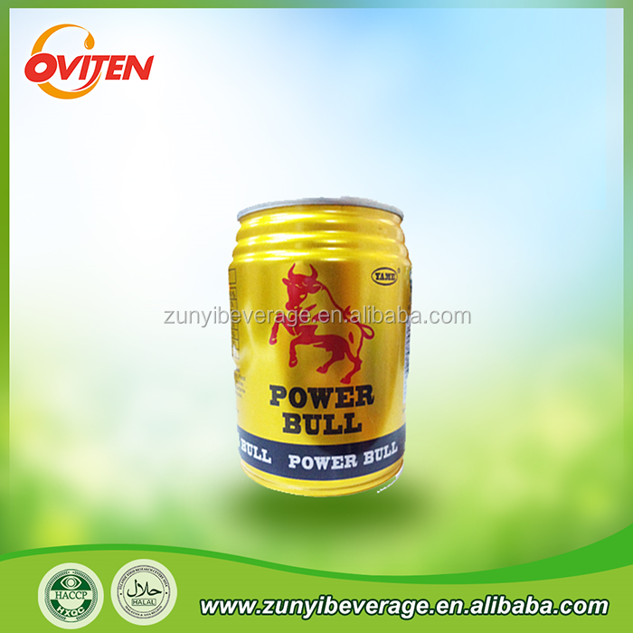 China supplier names of energy drink