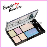 6 Color Neutral Warm Eye Shadow Palette Eye Shadow