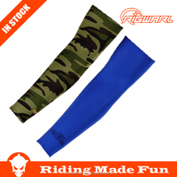 HC New Outdoor Sun UV Protection Fishing Golf Breathable Cycling Spandex Arm Sleeves With OEM Service