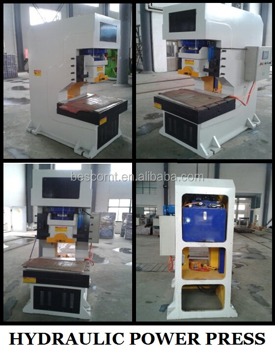 CNC punching machine manufacturer of hole punch high speed punching machine