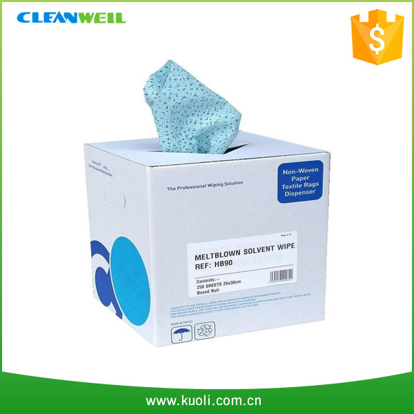 Disposable PP meltblown nonwoven oil absorbing roll fabric