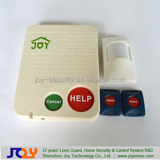 GSM Medical Alert Devices For Seniors Security Alarm
