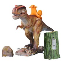 Original manufacturer playground customized electric animatronic ride robotic dinosaur/ artificial simulation walking dinosaur