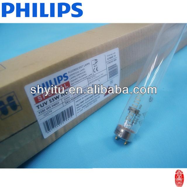 Philips UV lamp TUV 55W HO 254nm UVC lamp