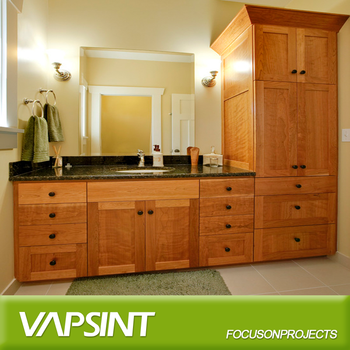 Foshan OEM customized mirror cabinet bathroom cabinet