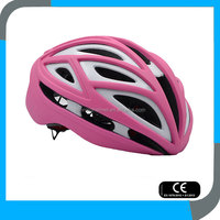 in-mold adult CE road safety bike helmets, ride cycling helmets, racing bicycle helmets