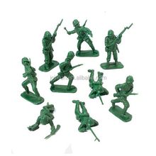 custom make your own design plastic miniature army soldiers, OEM army soldier toys miniatures