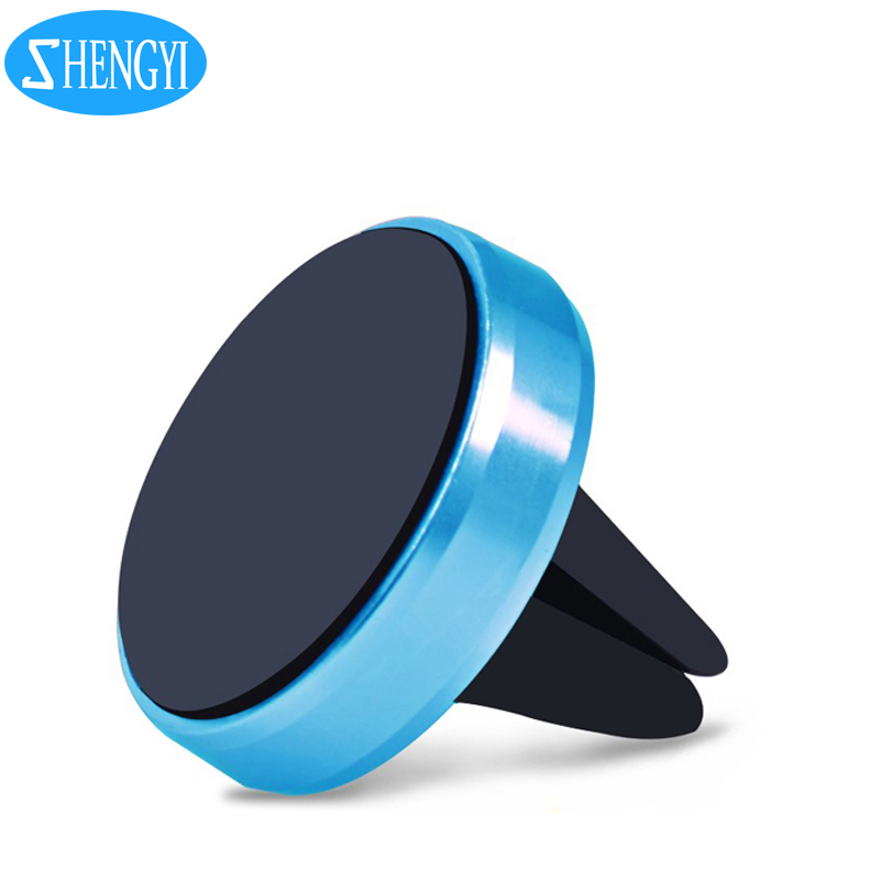 Universal silicone mobile phone holder magnetic car mount for any smart phones