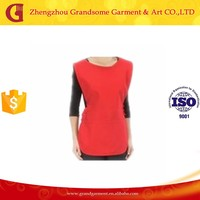 Best Selling High Quality Red Cobbler Apron Made In China
