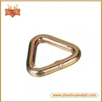 China Rigging Hardware Forged Triangle Ring