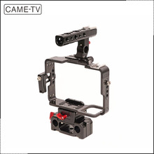 Professional Photographic Equipment CAME-TV A7 Series Cameras Carbon Fiber Rig Black Rig