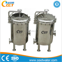 China supplier Filter, High quality multi bag Water filter